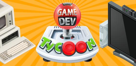 Logo Game Dev Tycoon