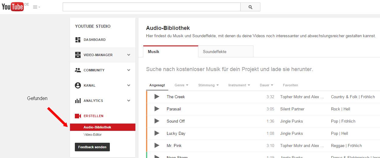 audiolibary