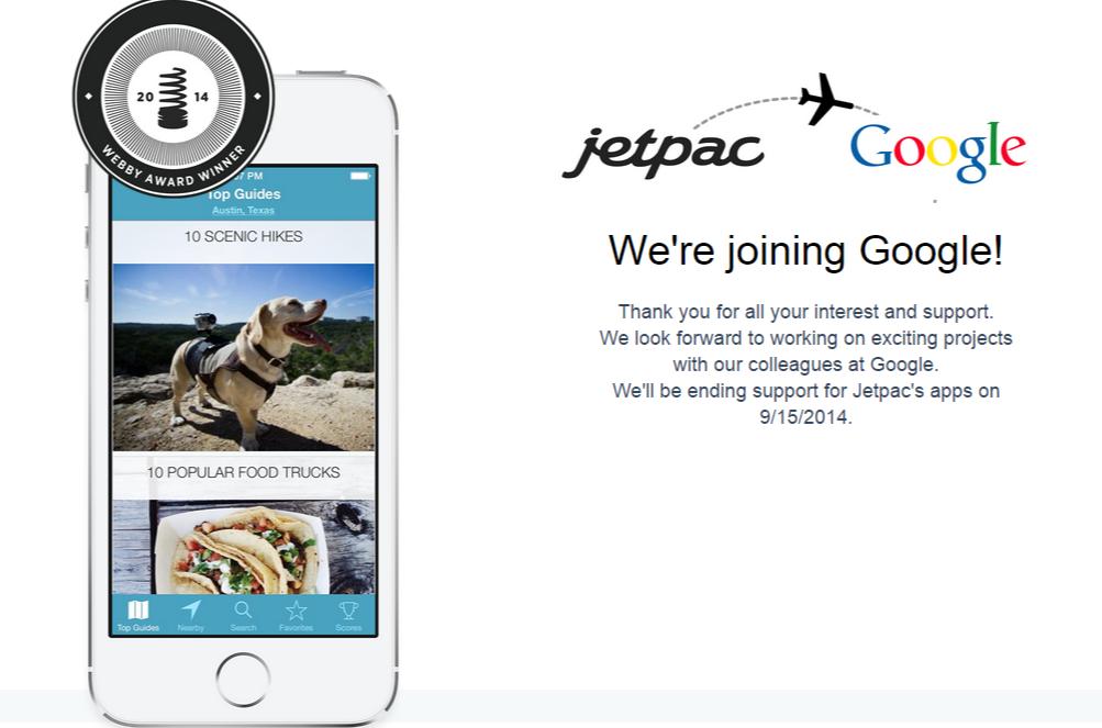Jetpac City Guides